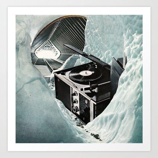 Cold Soundz Art Print