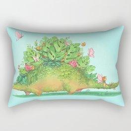 Stegoforest Rectangular Pillow