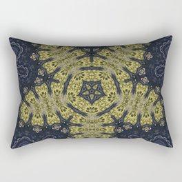 Better than Yours Colormix Mandala 15 Rectangular Pillow
