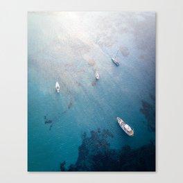 Aegean Sea, Greece Canvas Print