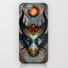 The Dragon iPhone Case