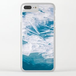 Broken Clear iPhone Case