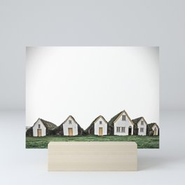 home Mini Art Print