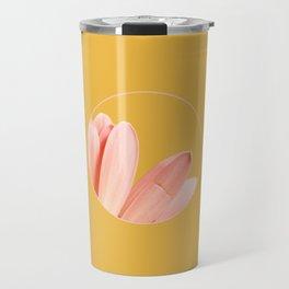011 Flower Travel Mug