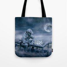 Bedenkzeit Tote Bag