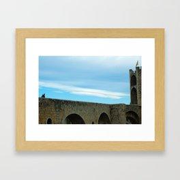 Catalonia Framed Art Print