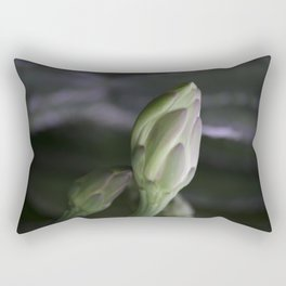 Quiet Morning Rectangular Pillow