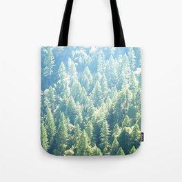 California trees Tote Bag