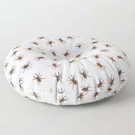 House spiders Floor Pillow