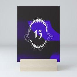Bad Luck II Mini Art Print