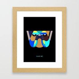 Pino Framed Art Print