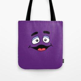 Purple boy Tote Bag