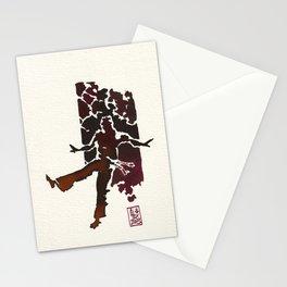 Capoeira 355 Stationery Cards
