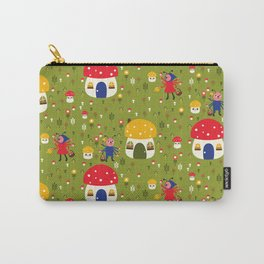 Worker Bugs Carry-All Pouch