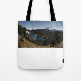 Tolmie Peak Tote Bag