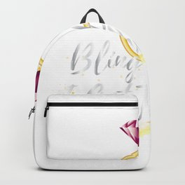Bride For Wedding - Bride To Be Backpack