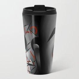 I Love You - Red Travel Mug