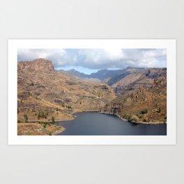 Gran Canaria 1.1 Art Print