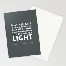 Light - Quotable Series Stationery Cards