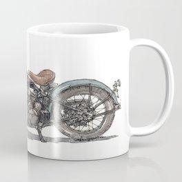1929 Indian Motorcycle Coffee Mug