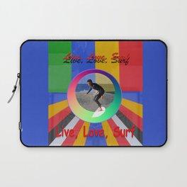 Live Love Surf Laptop Sleeve