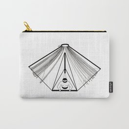To fly Carry-All Pouch