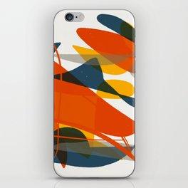 Abstract Bird iPhone Skin