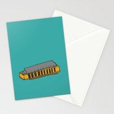 Harmonica Stationery Cards