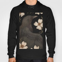 The Crow and Dogwoods Hoody