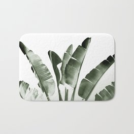Traveler palm Bath Mat