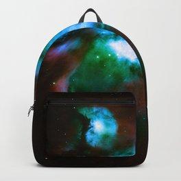 Deep Dark Orion NeBuLa : Hauntingly Beautiful Space Series Backpack