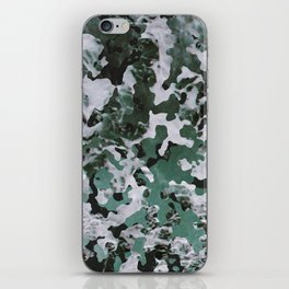 Surfing Camouflage #4 iPhone Skin
