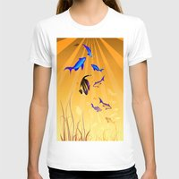 under the sea T-shirts featuring Under The Sea V2 by Robin Curtiss