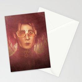 Edward Scissorhands Stationery Cards
