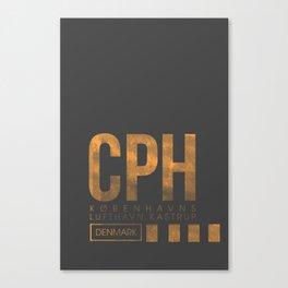 CPH Canvas Print