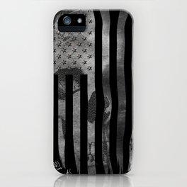 Skull Flag iPhone Case