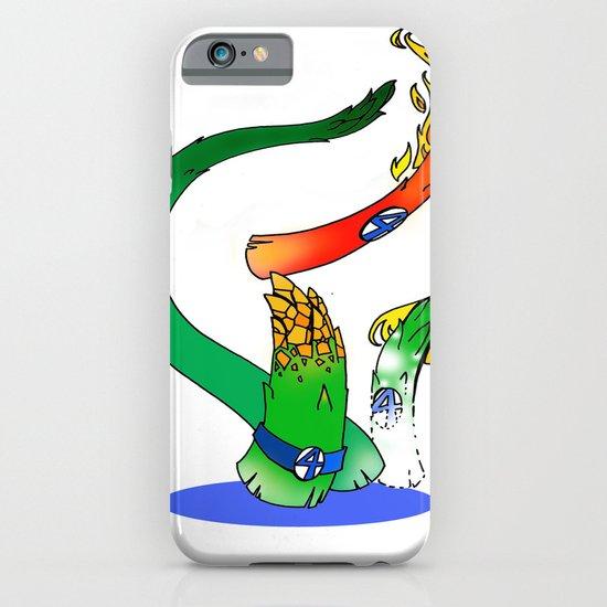Asparagus 4 iPhone & iPod Case