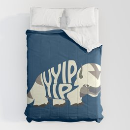 Yip Yip Comforters