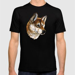 Dingo realistic T-shirt