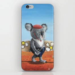 Goin Surfin iPhone Skin