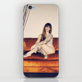 Hattie Couch iPhone Skin