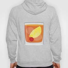 Old Fashioned Cocktail Hoody