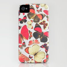 Come with me butterflies. iPhone (4, 4s) Slim Case