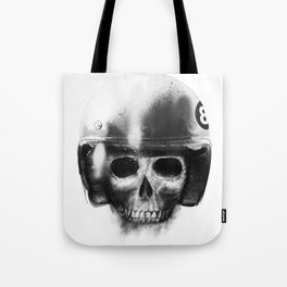 death racer Tote Bag