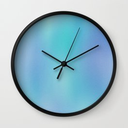 Mystique Soul Halo Gradient Wall Clock