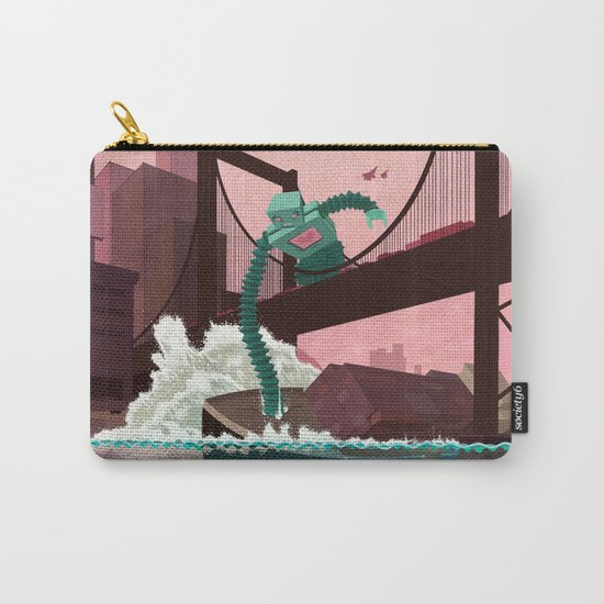 Your Music, I Has It Carry-All Pouch