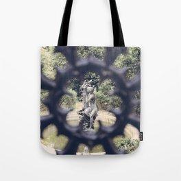 Savannah Garden Nymph Tote Bag