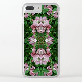 Enter into Paradise Clear iPhone Case