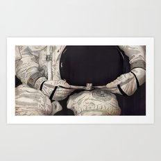 Hollow Desire Art Print