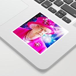 Queeny Sticker